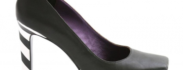 Give a girl nice shoes and she can conquer the world!