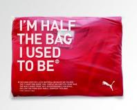 Puma ruilt schoenendoos in voor 'Clever Little Bag'