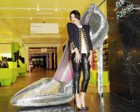 Selfridges, de grootste schoenenafdeling ter wereld?