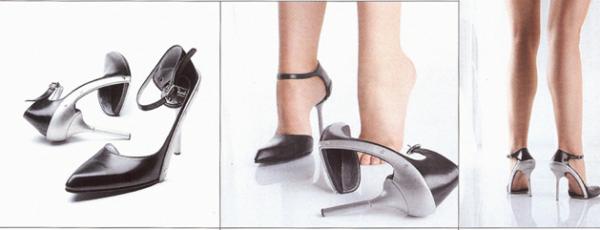 Schoenen zonder zool?