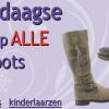25% korting op laarzen bij Shoemixx (tot 20 nov.!)