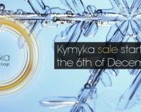Kymyka sales start vandaag!