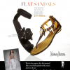 Flats; the hight of style is sans heel